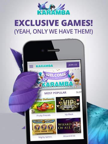 Karamba casino contact number