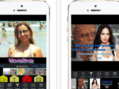 MovieShop for iOS