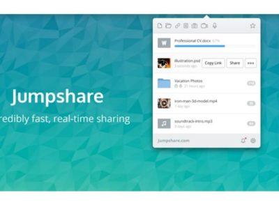 Jumpshare for Web
