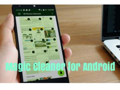 Magic Cleaner for Android