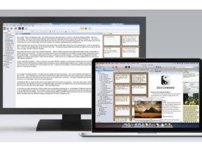 Scrivener 2 for Mac