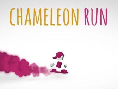 Chameleon Run for iPhone