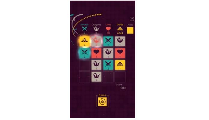 Dungeon Tiles for iPhone
