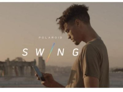 Polaroid Swing for iOS