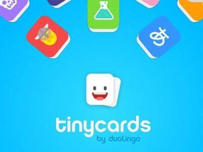 Tinycards for iOS