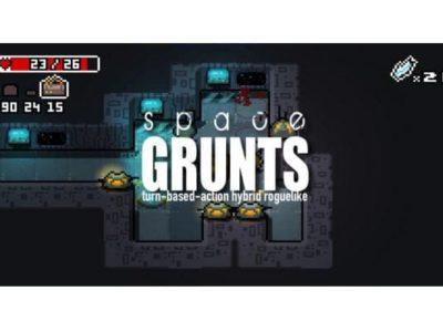 Space Grunts for iOS