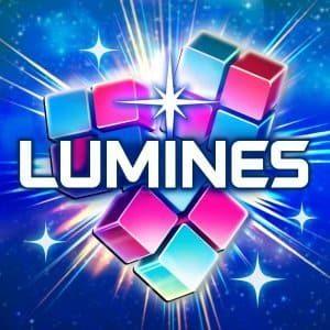 Lumines Puzzle & Music for iOS