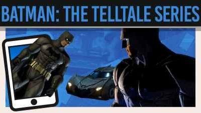 Batman for iOS