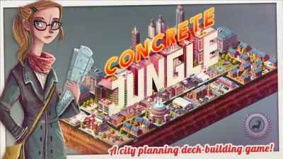 Concrete Jungle for iOS
