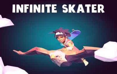 Infinite Skater for iOS