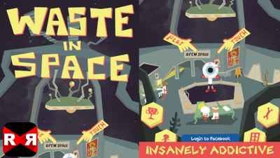 Waste in Space for iOS