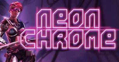 Neon Chrome for iOS