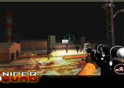 Modern Sniper Attack Squad 2017 for iOS