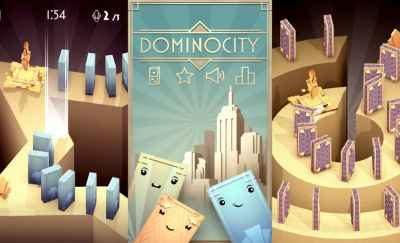 Dominocity for iPhone