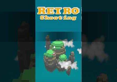 Retro Shooting – New Arcade Plane Shooting game