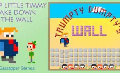Trumpty Dumpty's Wall – Arcade Fun