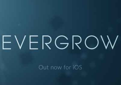 Evergrow for iPhone