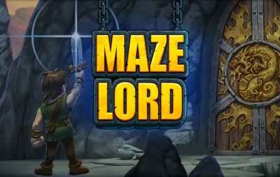Maze Lord for iPhone