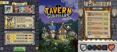 Tavern Guardians for iPhone