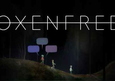 Oxenfree for iPhone