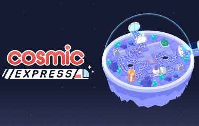 Cosmic Express for iPhone