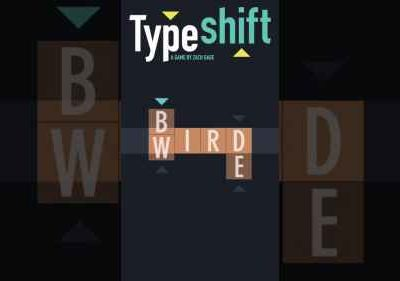 TypeShift for iPhone