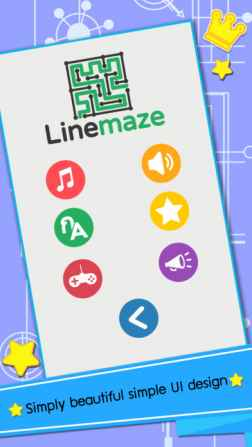 Linemaze Puzzles – Creative Game