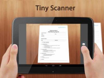 Tiny Scanner – PDF Scanner