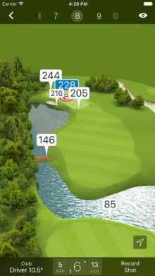Fun Golf GPS for iPhone