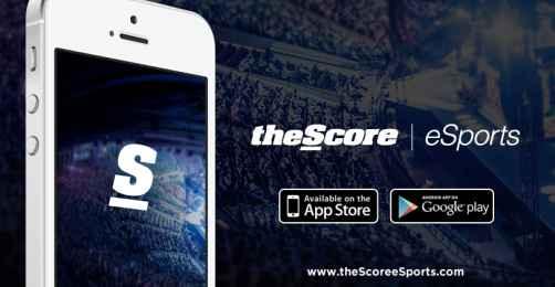 TheScore for iPhone
