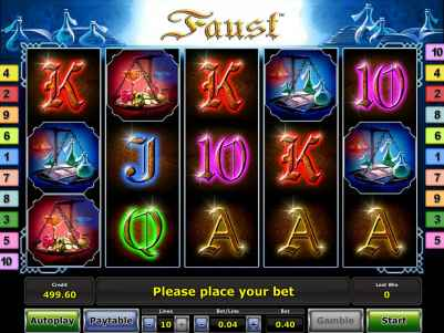 Play Faust™ online