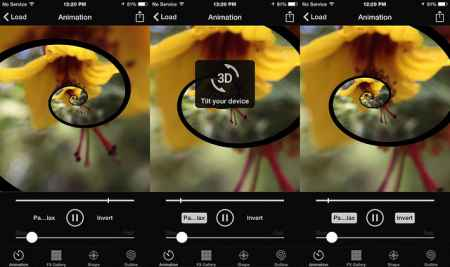 HyperDroste for iPhone