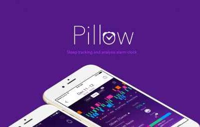 Pillow for iPhone