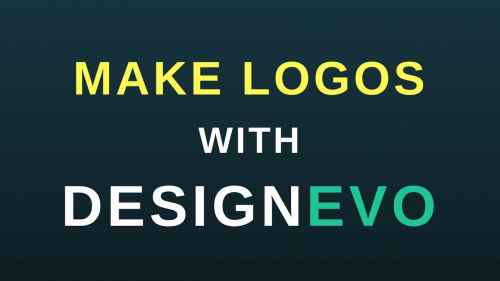Make Free Logos with DesignEvo