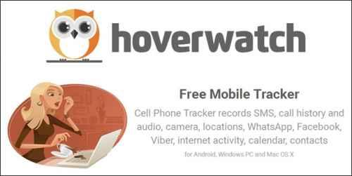 HoverWatch Best Phone Tracker