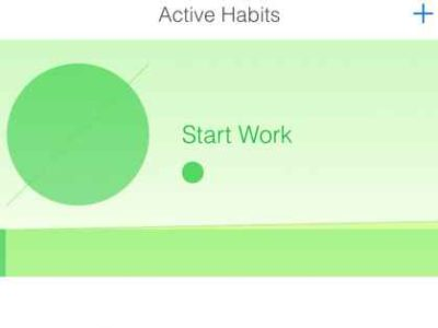 Better Habits for iPhone