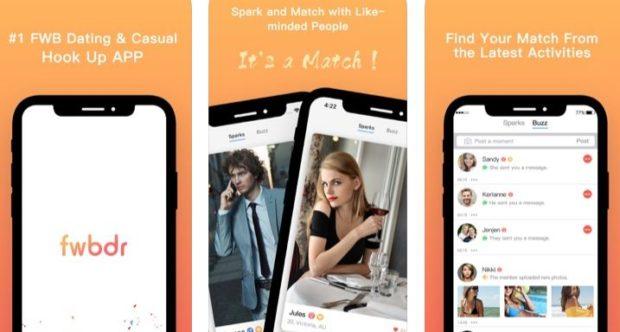hook up Apps op de iPhone Blair en dan dating in het echte leven